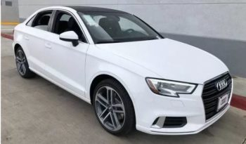 2019 Audi A3 Lease Special