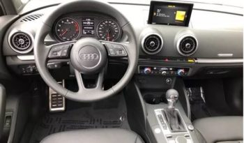 2019 Audi A3 Lease Special full